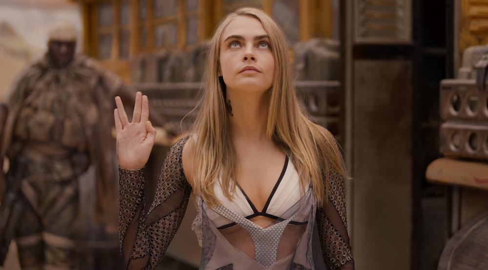 Cara Delevingne als Laureline in