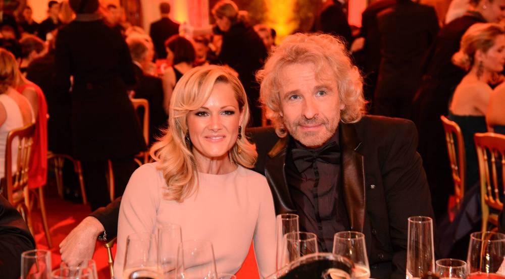 Kennen sich seit vielen Jahren: Helene Fischer und Thomas Gottschalk