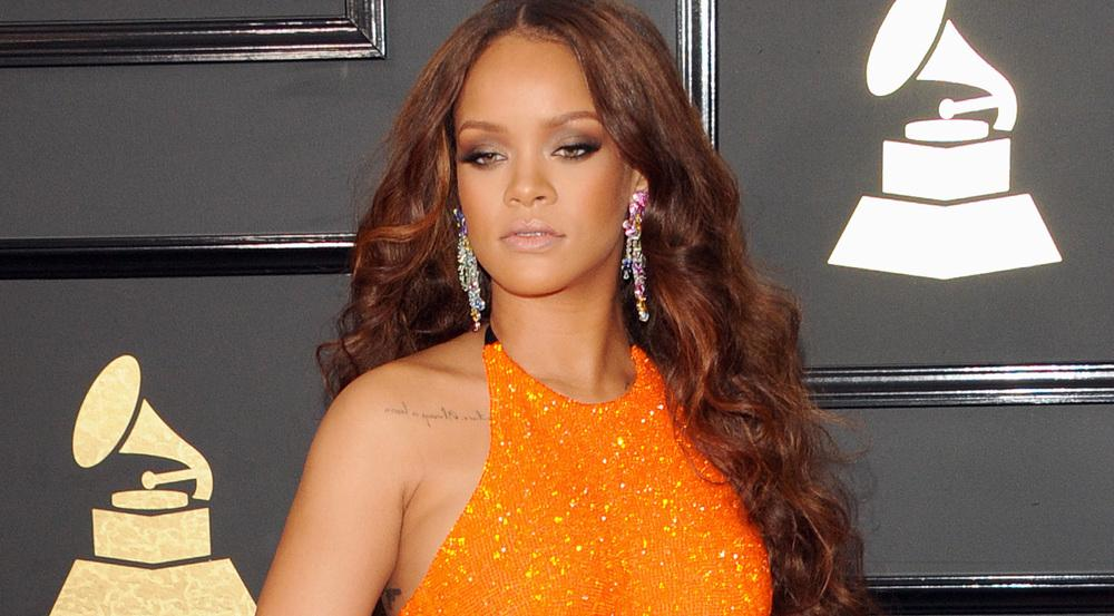 Hat sich auf dem Coachella verirrt: Popstar Rihanna