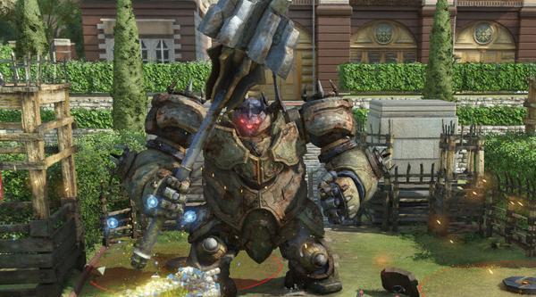 """""""Knack 2"""" für PlayStation 4"""