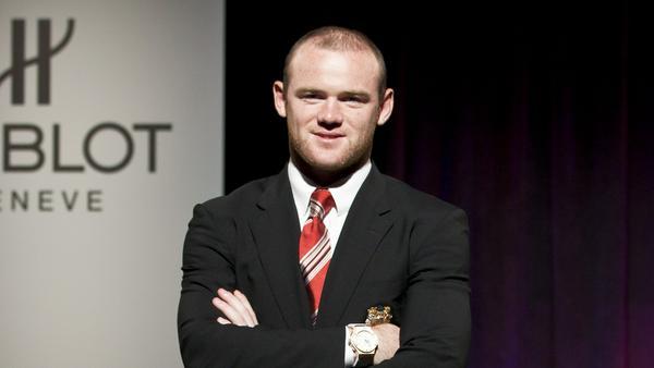 Fußball-Star Wayne Rooney setzte sich betrunken hinter das Steuer