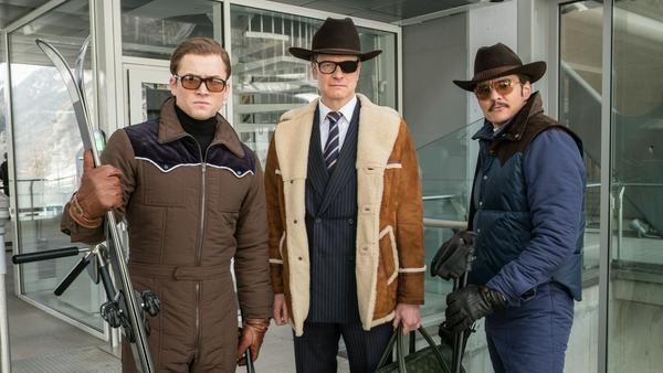 """Die Männer der """"Kingsman"""" sind Meister in der Verkleidung!"""