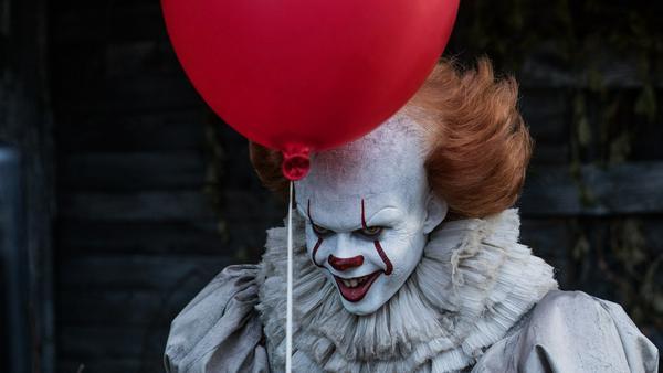 """Clown Pennywise aus """"Es"""" - der Stoff, aus dem Alpträume gemacht sind..."""
