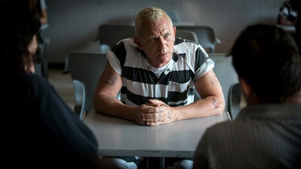 """So kennt man Herrn Bond gar nicht: Daniel Craig in """"Logan Lucky"""""""