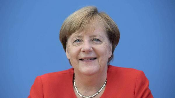 Bundeskanzlerin Angela Merkel gewährt persönliche Einblicke