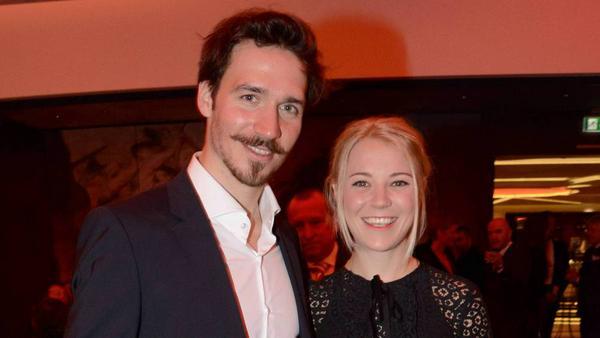 Felix Neureuther und Miriam Gössner freuen sich auf das erste Kind
