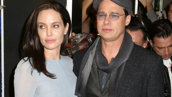 Gibt es bald wieder gemeinsame Bilder von Brad Pitt und Angelina Jolie?