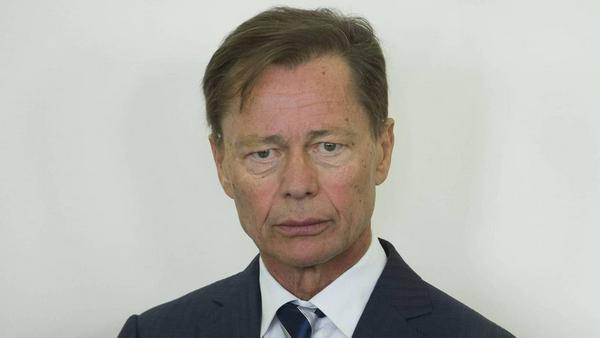 Thomas Middelhoff leistet seine Haftstrafe ab