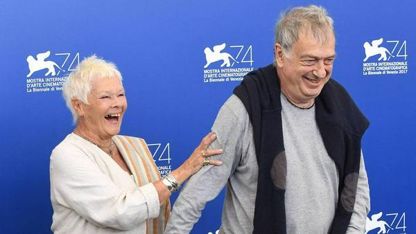 Happy in Venedig: Judi Dench und Stephen Frears