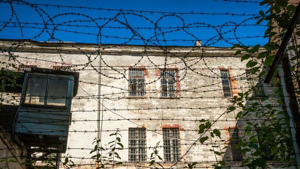 Kaum vorstellbar, dass hier bis 2002 noch Gefangene untergebracht waren