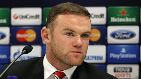 Wayne Rooney reifte bei Manchester United zum Superstar der englischen Fußballwelt