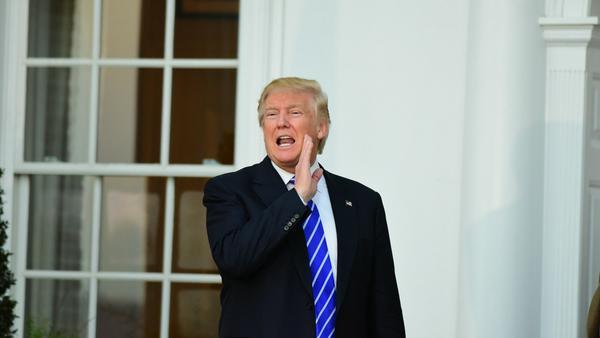 Donald Trump hatte in zahlreichen Filmen und Serien Gastrollen - ein Zufall war das nicht