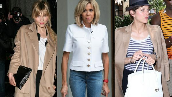 Ob Clémence Poésy, Brigitte Macron oder Marion Cotillard - Französinnen sind berühmt für ihren guten Stil