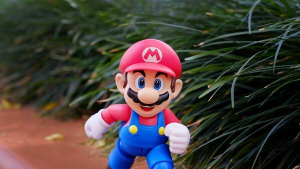 Immer unterwegs - da ist für Klempnerei keine Zeit mehr: Super Mario hat den Job gewechselt