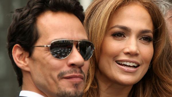 Setzen sich gemeinsam für Puerto Rico ein: Jennifer Lopez und Marc Anthony
