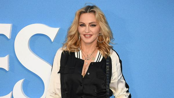 Madonna macht auf Comedian