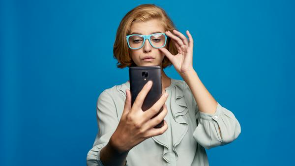 Instagram, Snapchat, Facebook und Co. tragen offenbar eine Mitschuld an immer weiter verbreiteter Kurzsichtigkeit