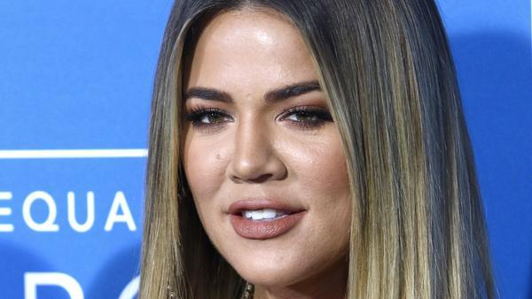 Freut sich auf ihren Nachwuchs: Khloé Kardashian