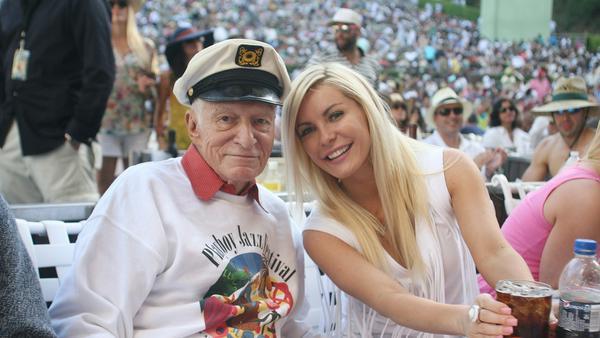 Hugh und Crystal Hefner waren fünf Jahre verheiratet
