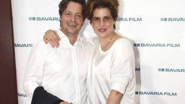 Elena Uhlig und Fritz Karl bei einem gemeinsamen Auftritt