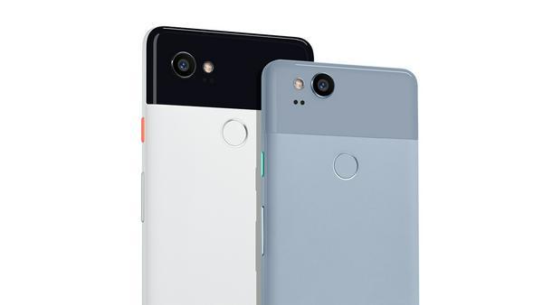 Die neuen Google-Pixel-2-Modelle