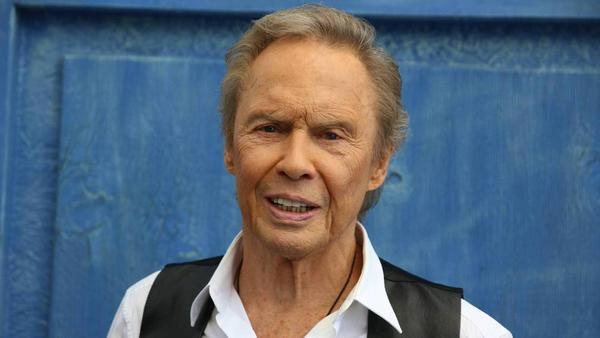 Peter Kraus ist 78 Jahre alt