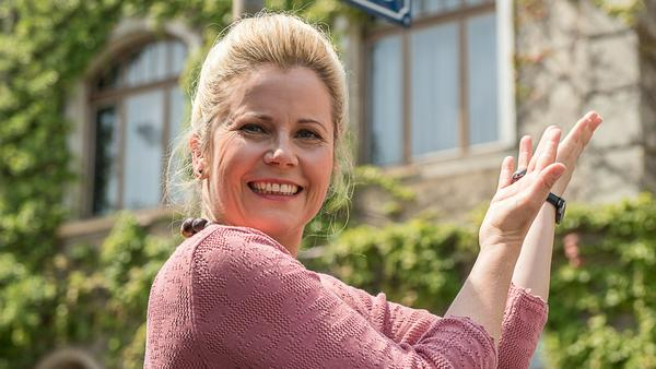 Die Rolle in der Lindenstraße hat Michaela Schaffrath viel Spaß gemacht