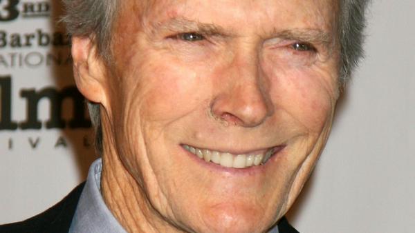 Zum Scherzen aufgelegt: Clint Eastwood