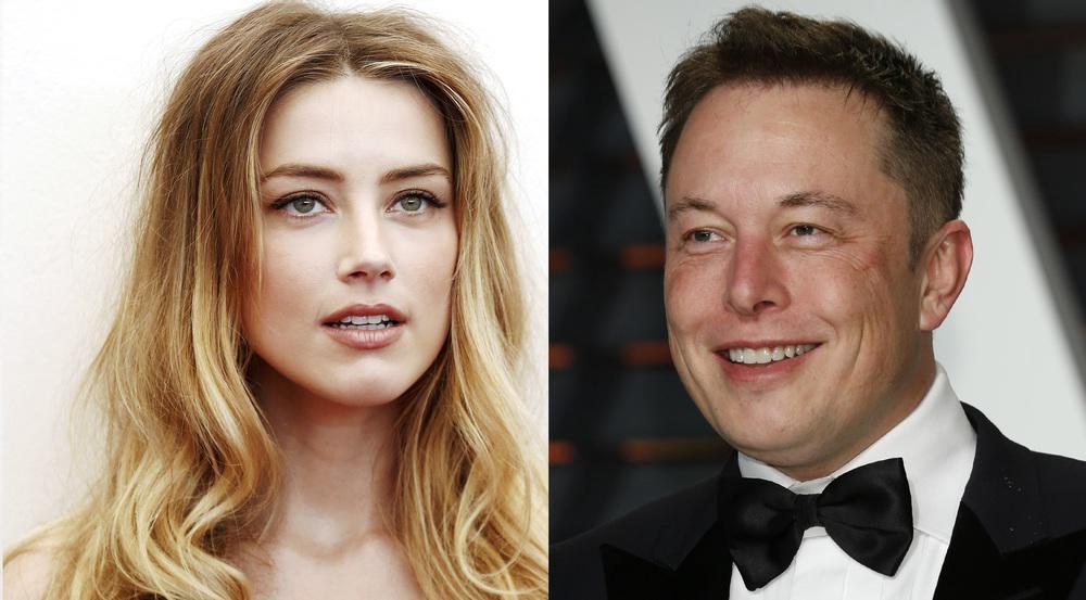 Amber Heard und Elon Musk hatten sich erstmals im April dieses Jahres als Paar gezeigt