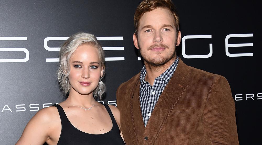 Zugegeben: Ein hübsches Paar würden Chris Pratt und Jennifer Lawrence abgeben