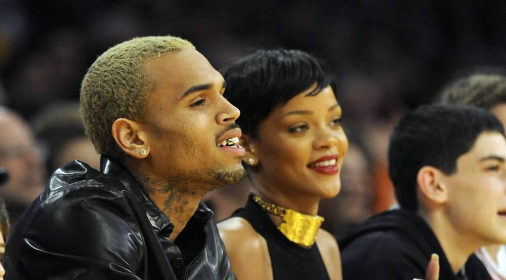 2012 waren Rihanna und Chris Brown für kurze Zeit wieder ein Paar