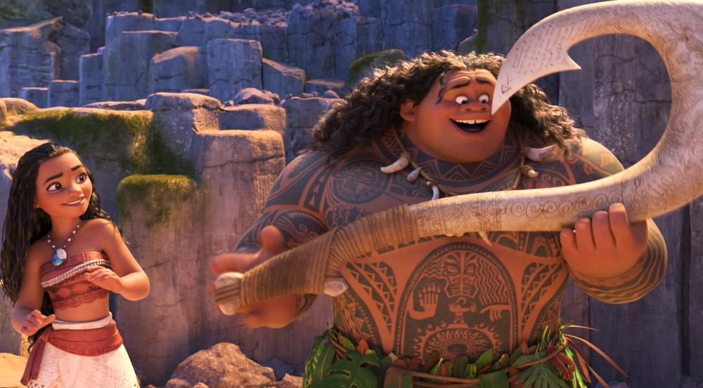 Eine der erfolgreichen Produktionen der Walt Disney Animation Studios: