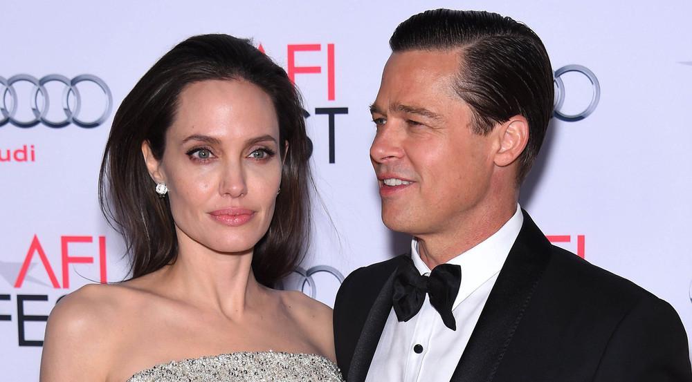 Wird man für derartige Bilder von Angelina Jolie und Brad Pitt bald nicht mehr das Fotoarchiv bemühen müssen?