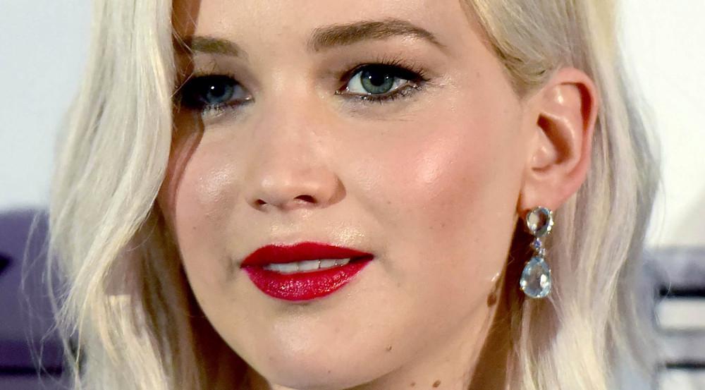 Scheint mit ihrem Freund Darren Aronofsky sehr glücklich zu sein: Jennifer Lawrence