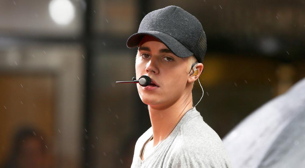 Verlierer des Tages Justin Bieber kennt eigenen Song nicht