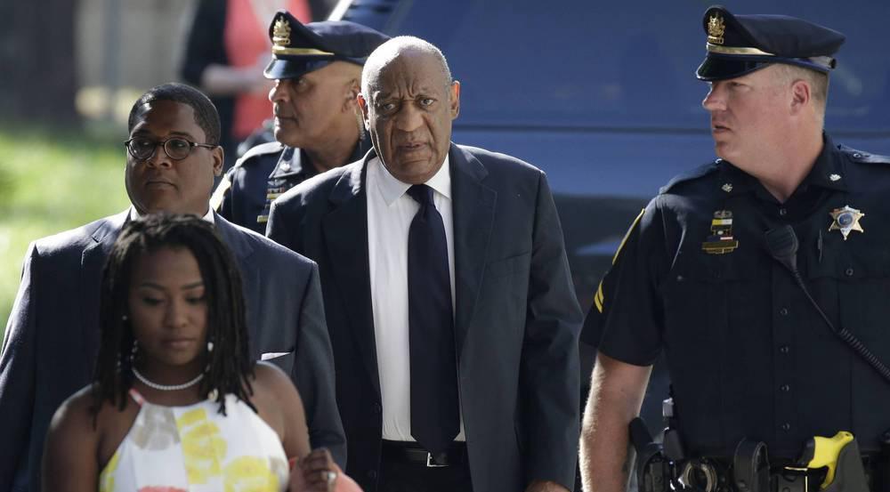 Noch immer ist im Prozess um Bill Cosby kein Urteil gefällt worden