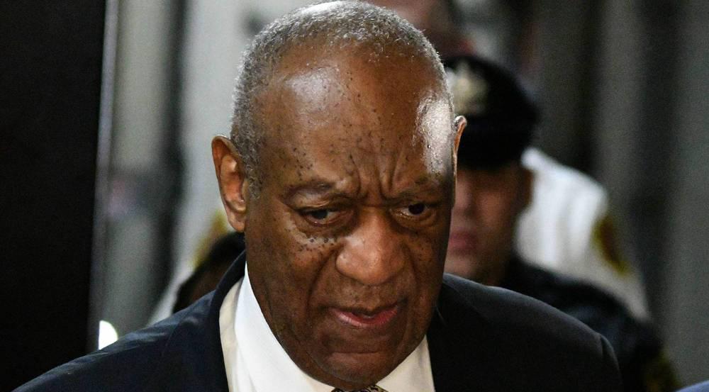 Bill Cosby am 15. Juni 2017 vor dem Gericht in Pennsylvania