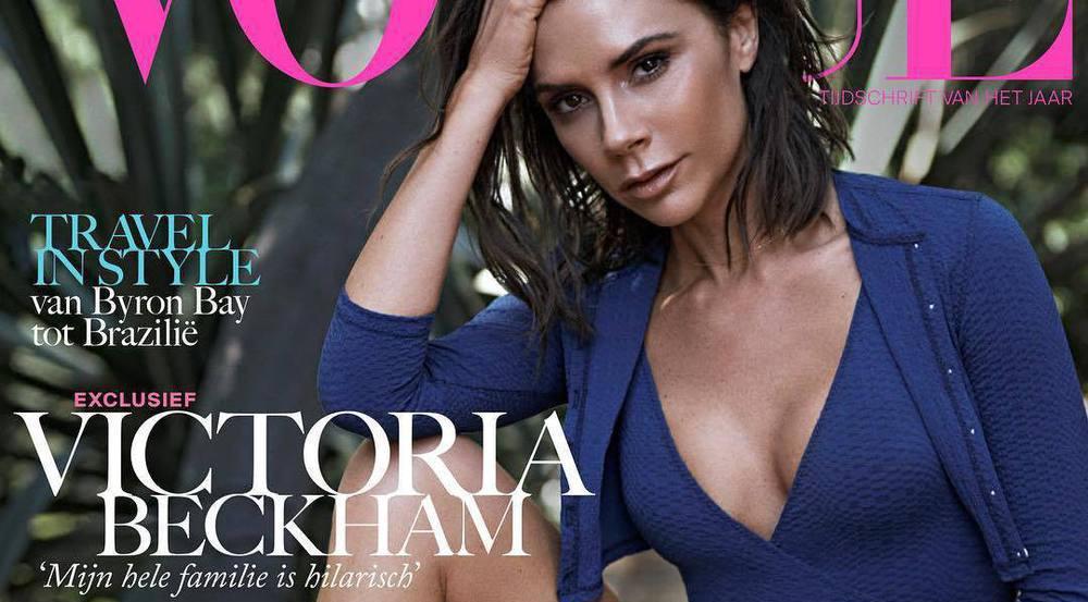 Wow! So sexy zeigt sich Victoria Beckham auf der