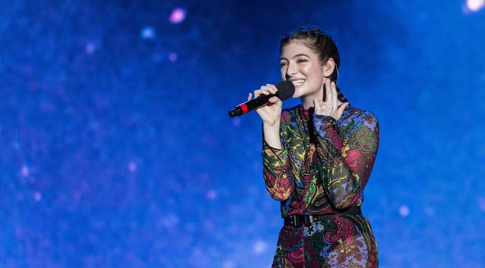 Sängerin Lorde stand schon mit 16 Jahren im Rampenlicht