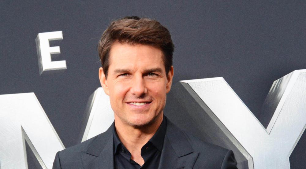 Tom Cruise hat bei den Dreharbeiten zu