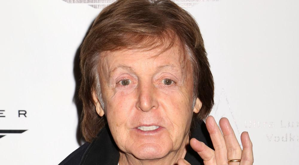 Der Jubilar: Paul McCartney ist nun 75 Jahre alt