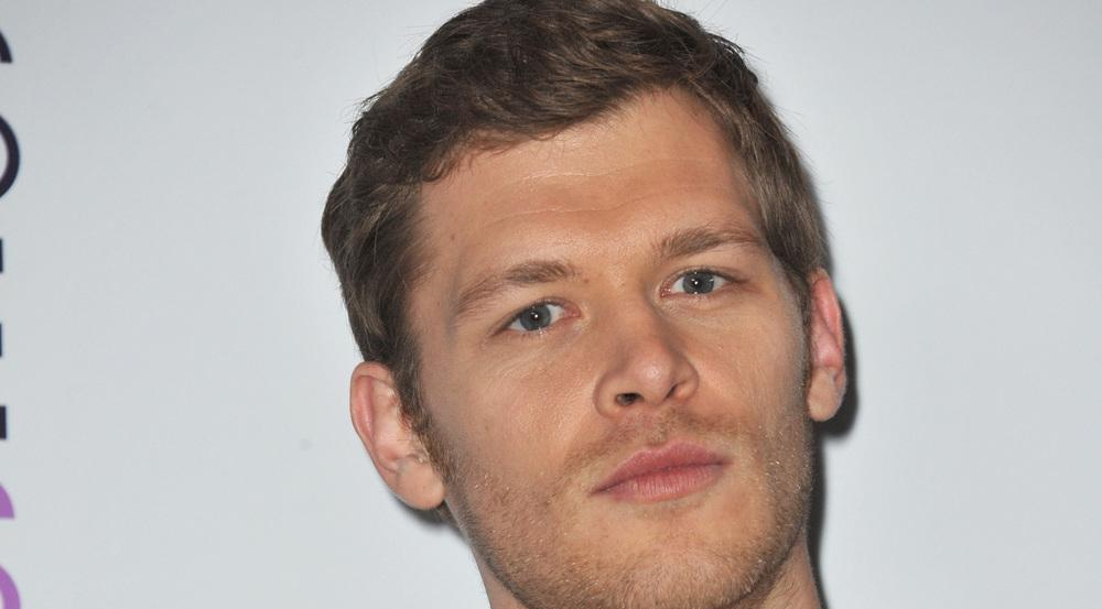 Joseph Morgan spielt in