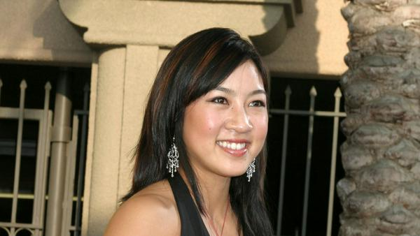 Michelle Kwan steht ohne Mann da