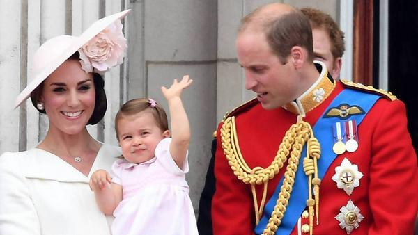 Prinz William und seine Familie sind heute sehr beliebt