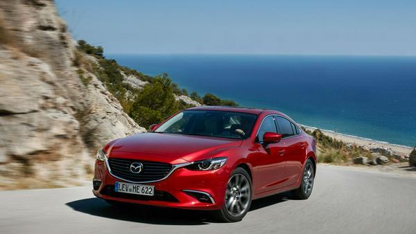 Facelift Mazda6: Im oberen Mittelklasse-Segment