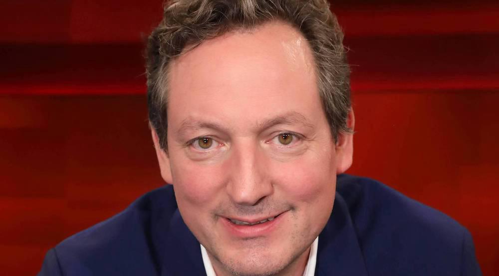 Eckart von Hirschhausen bei einem TV-Auftritt