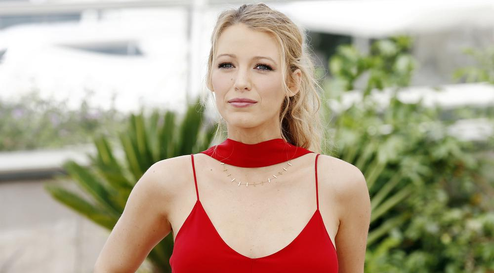 Umwerfend: Blake Lively beim Filmfestival in Cannes