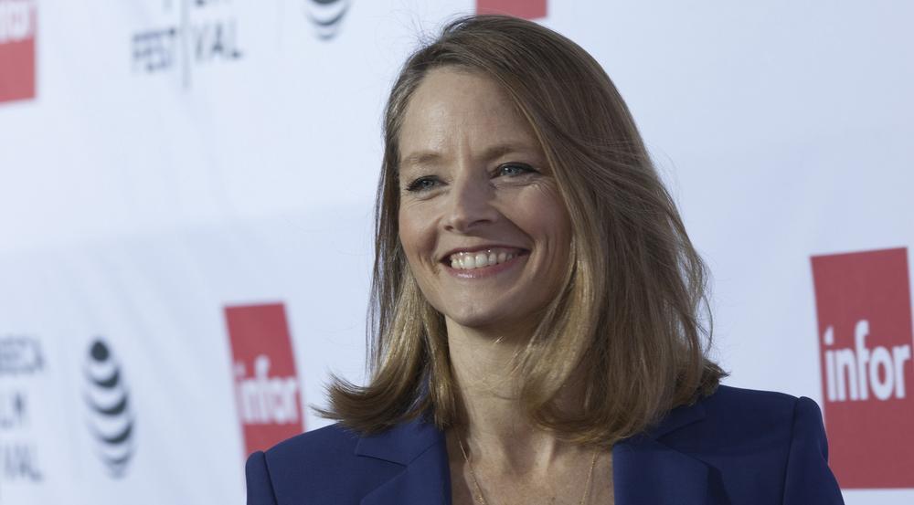 """Dreht eine der neuen Folgen für die Sci-Fi-Serie """"Black Mirror"""": Jodie Foster"""