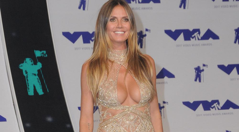 Heidi Klum bei den VMAs