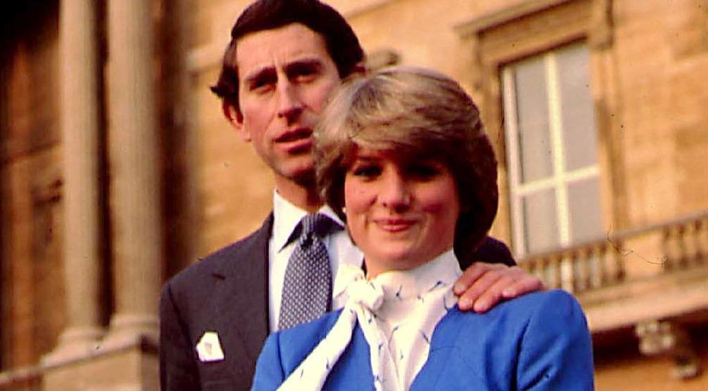 Anfang der 80er Jahre das Traumpaar: Charles und Diana